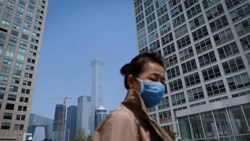 China foreign trade drops as pandemic drags outlook