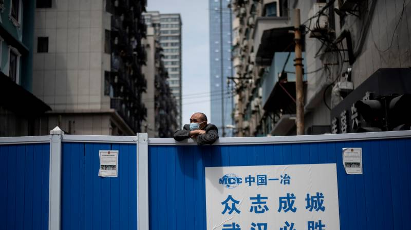 Fearful of virus return, Beijing turns into virtual fortress