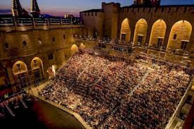 France's Avignon theatre festival cancelled due to epidemic