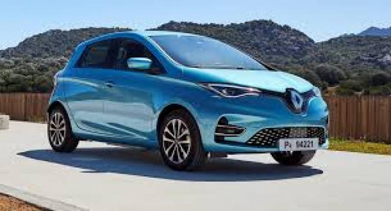 French automaker Renault shifts to all-electric cars for China