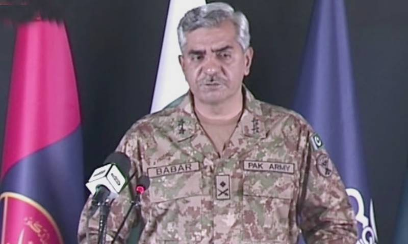 Indian allegations an attempt to divert attention from Kashmir: ISPR