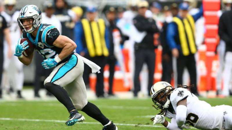 Panthers extension to make McCaffrey highest-paid running back in NFL