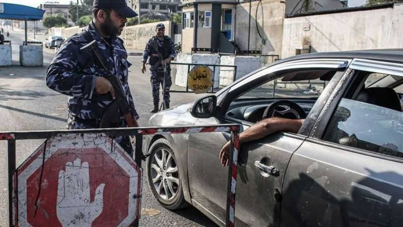 Row in Gaza over arrests for Zoom chat with Israelis
