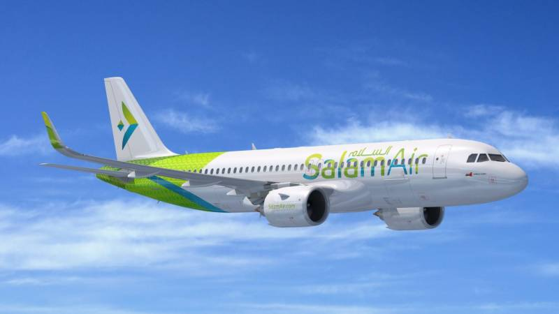 Salam Air allowed special flights to Pakistan