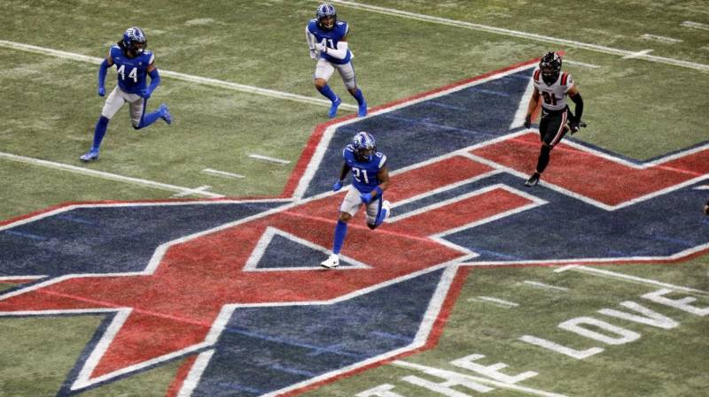 XFL files for bankruptcy after cancelling inaugural season