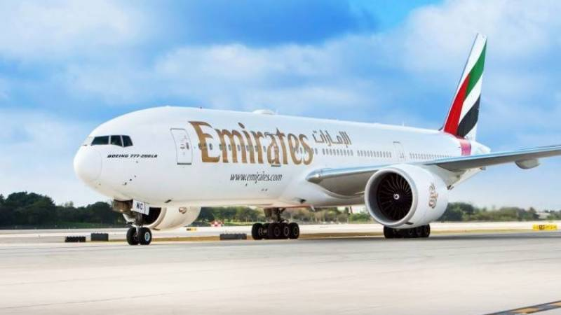 Emirates launches first rapid virus test for passengers