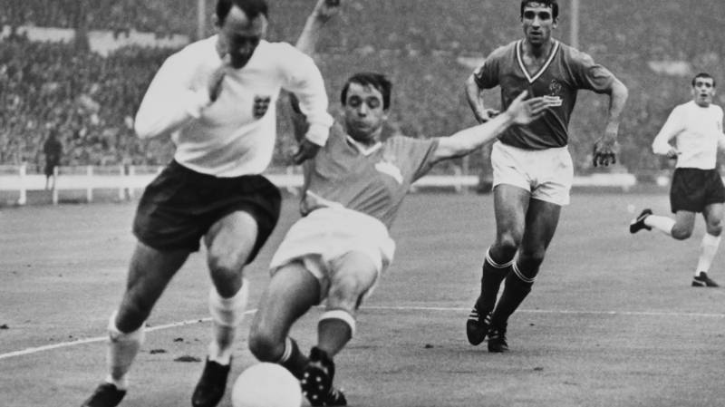 Tottenham legend Jimmy Greaves out of hospital