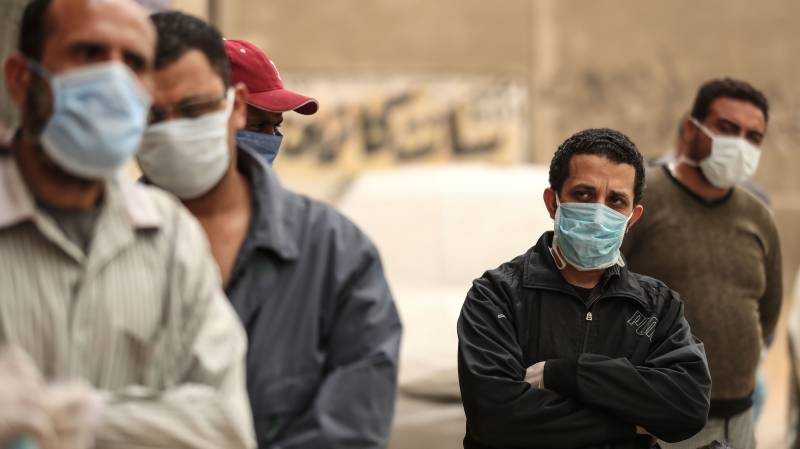 Mideast debt, unemployment to spike in virus recession: IMF