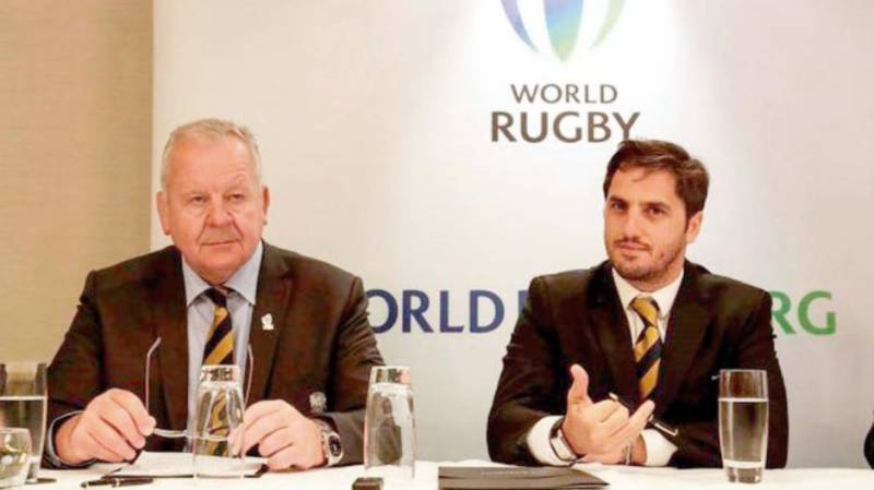 World Rugby says no bail-outs for virus-stricken SANZAAR countries