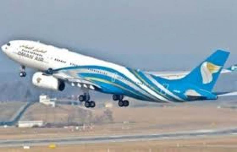 Oman Air plane fly in over 100 Pak prisoners