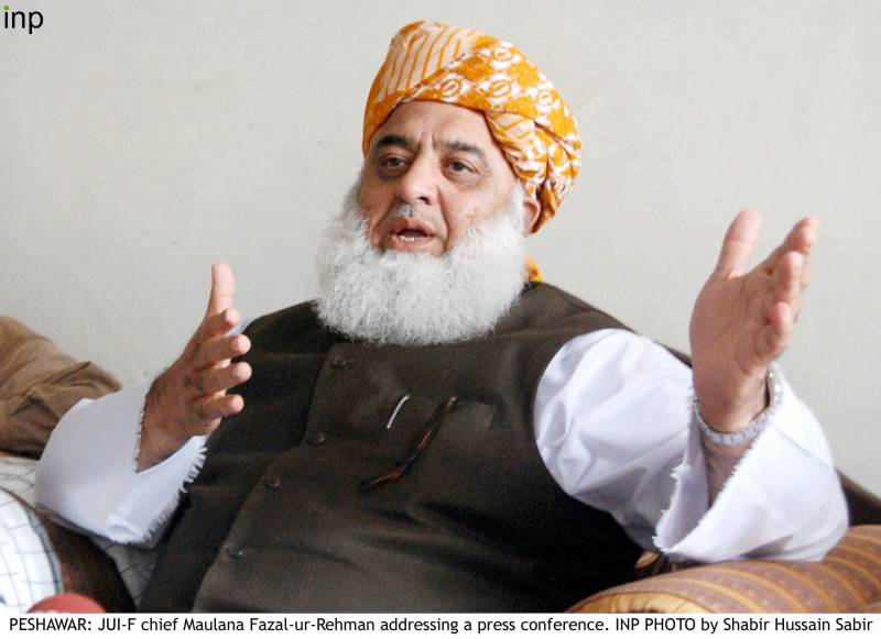 Fazl will say Taraweeh prayers at home, observe social distancing