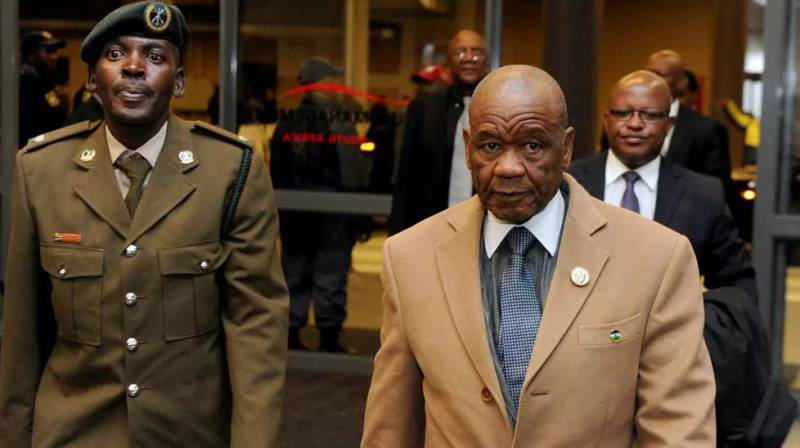 Lesotho PM says deployed army to 'restore peace and order'