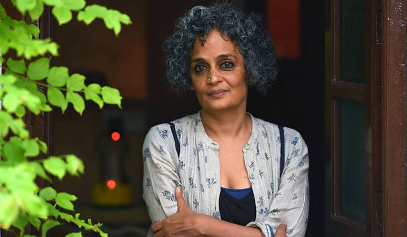 Modi using COVID-19 to incite hatred against Muslims: Arundhati Roy