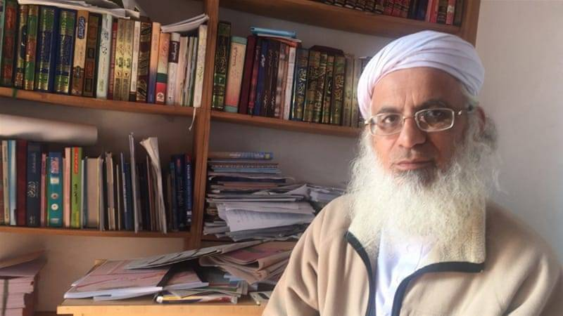 Lal Masjid cleric booked for defying lockdown