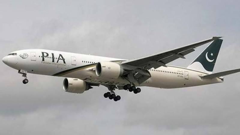 Another PIA flight carries 335 Brits to Manchester