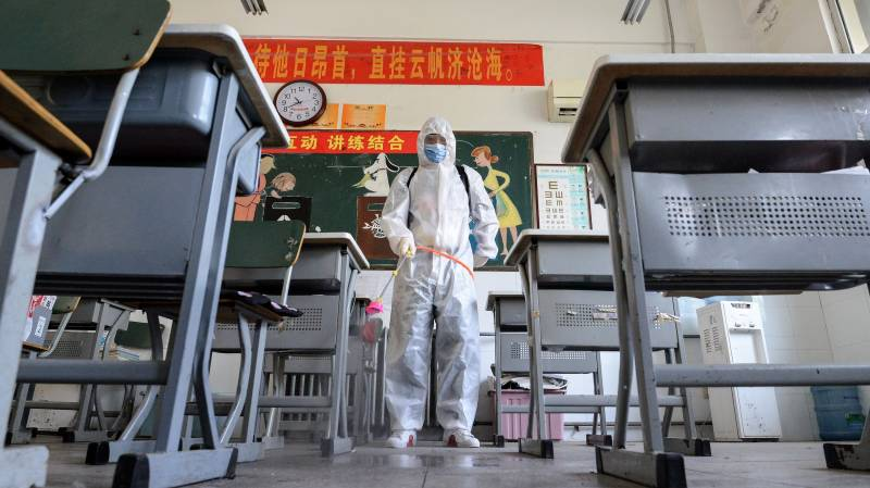 China rejects Australia's call for probe into virus response