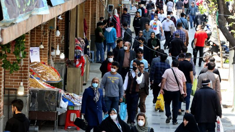 Iran lets more businesses reopen as virus toll rises