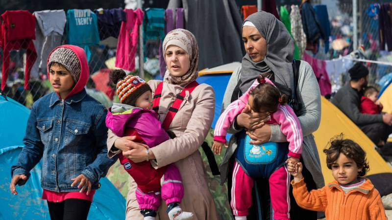 Refugee women facing more violence risk during pandemic: UNHCR
