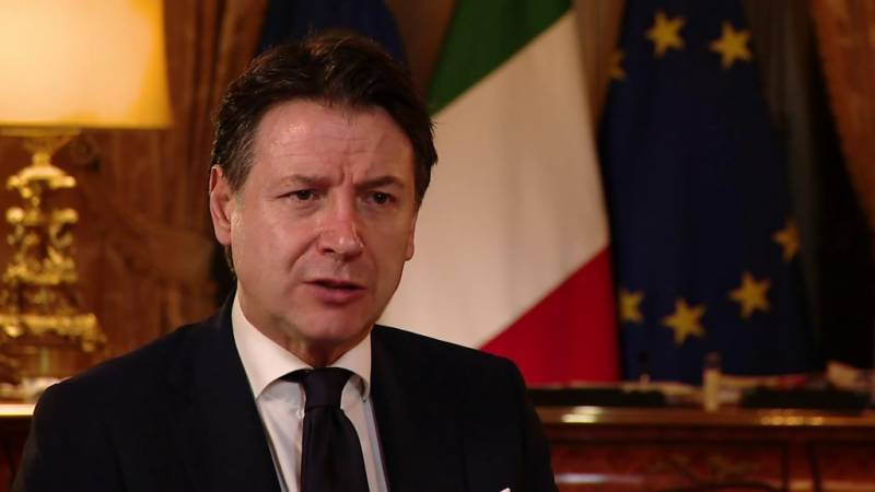 Italian PM to unveil reopening plan