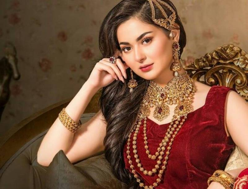 Not getting married, still got baby fat to lose: Hania Amir