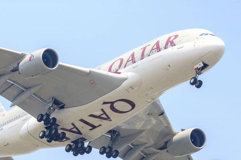 Qatar Airways to operate special flight from Islamabad