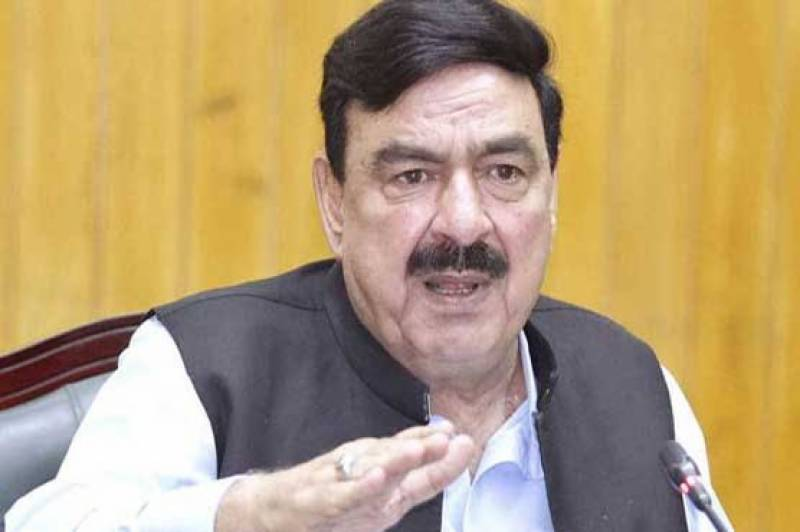 Sheikh Rashid claims to have two 'moakals' in NAB