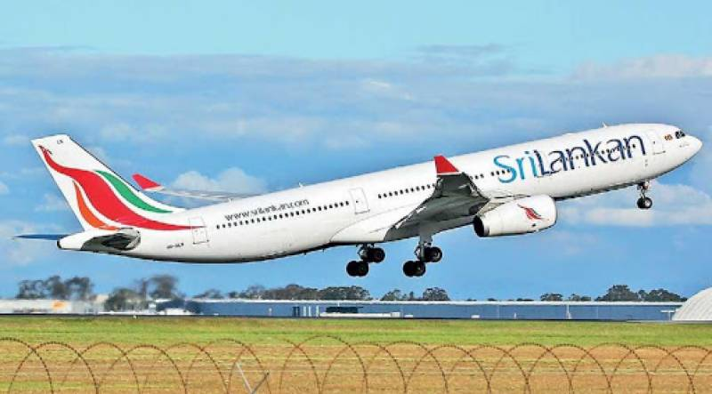 SriLankan Airlines carries 113 passengers back home from Lahore
