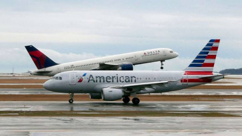 US Treasury sends first airline aid payments