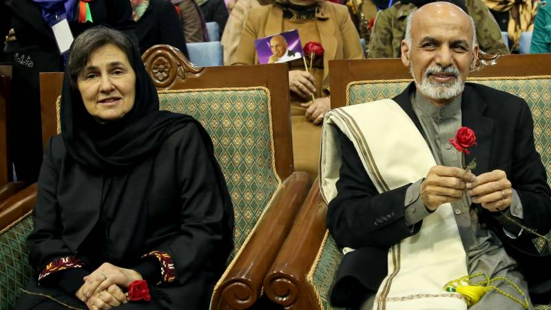 Afghan president, wife negative for virus after palace outbreak