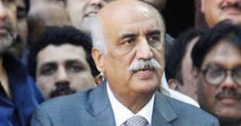 Khursheed Shah, son's bail pleas rejected; 18 others accepted