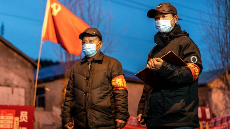 China's northeast tightens restrictions as virus resurges