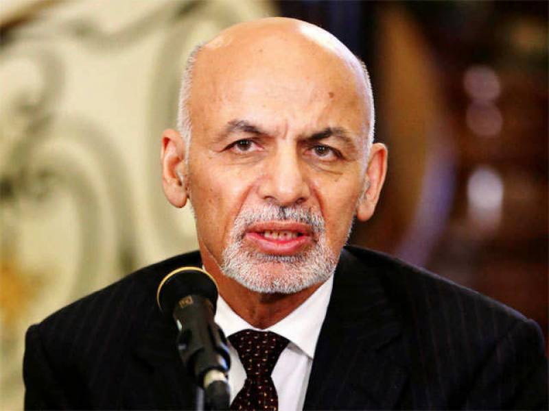 Afghan Taliban reject Ghani's ceasefire call