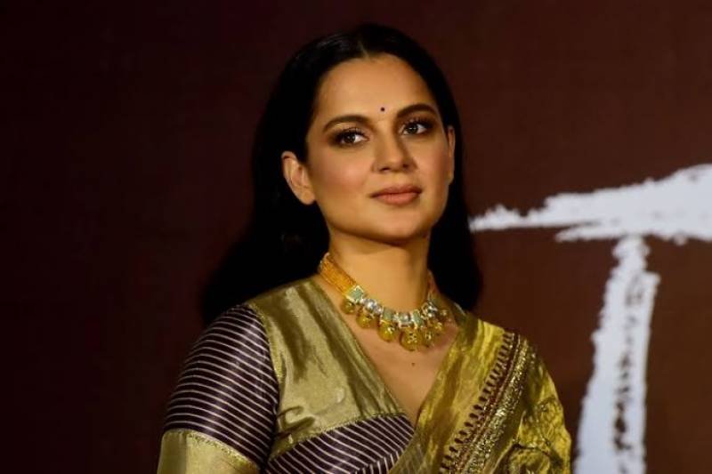 Complaint filed against Indian actress Kangana for labeling a sect 'terrorist'
