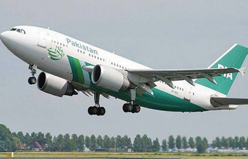 PIA operates two special flights to bring back 282 Pakistanis from Dubai