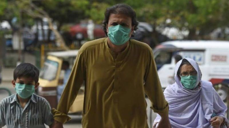 KP govt makes face mask compulsory in public