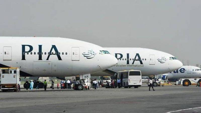 Two PIA flights leave for Manchester; one arrives from China