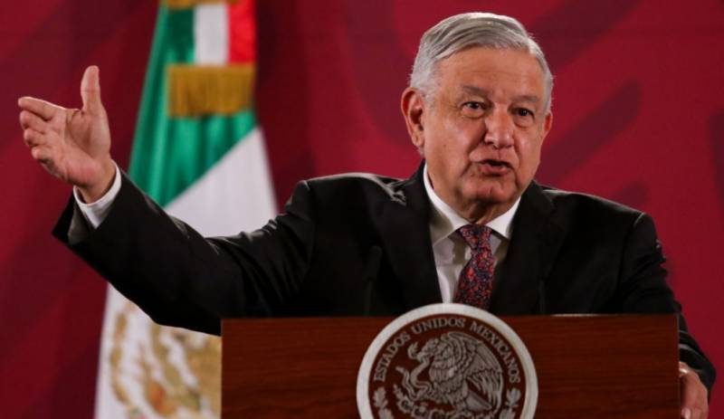 US and Mexico 'need each other,' says president Lopez Obrador