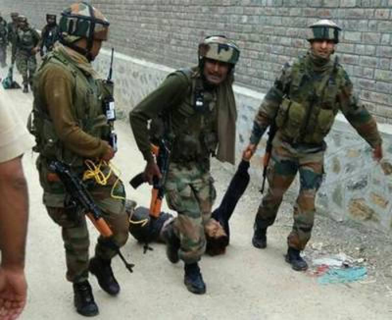 Three more Kashmiri youth fall prey to India's state terrorism