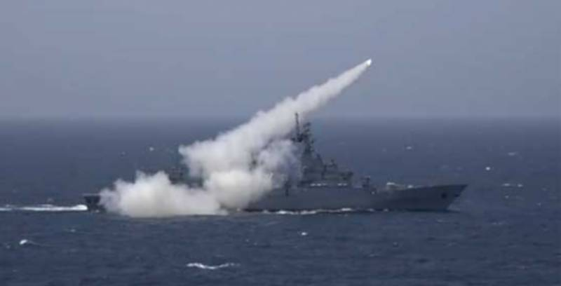 Pakistan Navy successfully test-fires anti-ship missiles