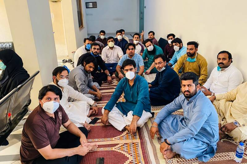 Young doctors launch hunger strike over virus protection fears