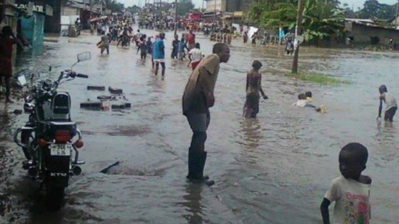 Pakistani peacekeepers rescue over 2,000 stranded in Congo floods