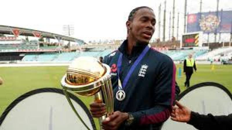 Archer finds his World Cup medal at last
