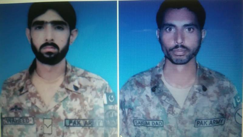 Forces kill nine terrorists during sanitization action in North Waziristan
