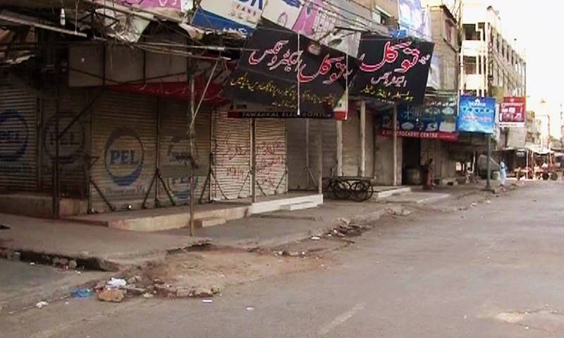 'Allow us to open shops in Karachi just for two hours, if not more'