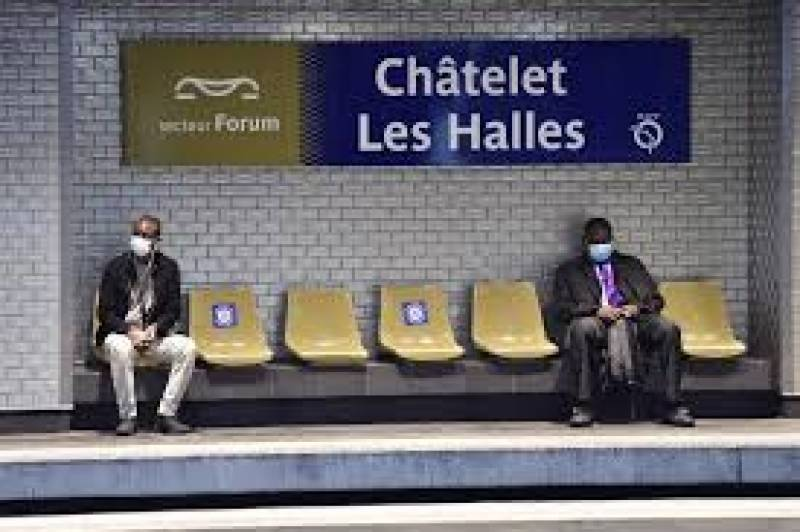 French shops to reopen May 11, masks a must on public transport