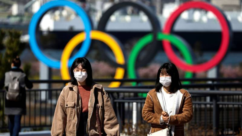 Next year's Olympics will be cancelled if pandemic not over