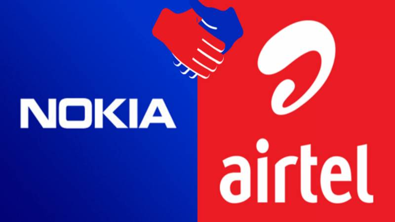 Nokia clinches $1bn deal with India's Airtel
