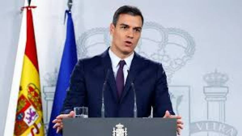 Spain PM sets out virus lockdown rollback