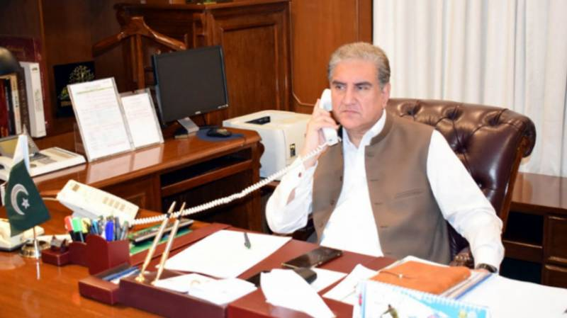 Qureshi thanks New Zealand for extending visas for Pakistanis stuck there