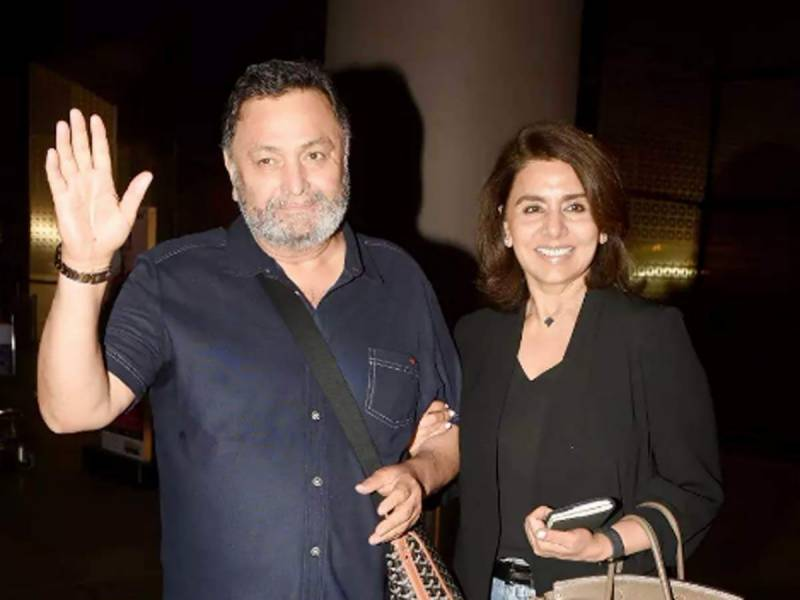 Pakistani celebs pay tribute to Rishi Kapoor